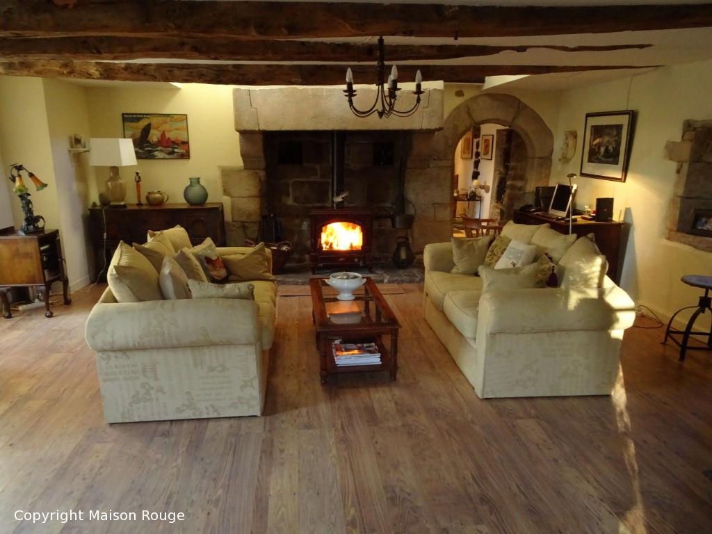 Maison de charme avec cottage aménagé