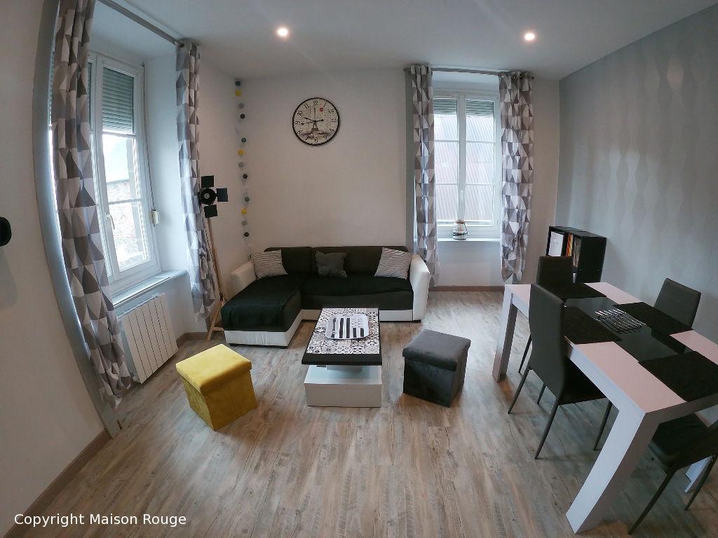 Appartement Combourg Centre