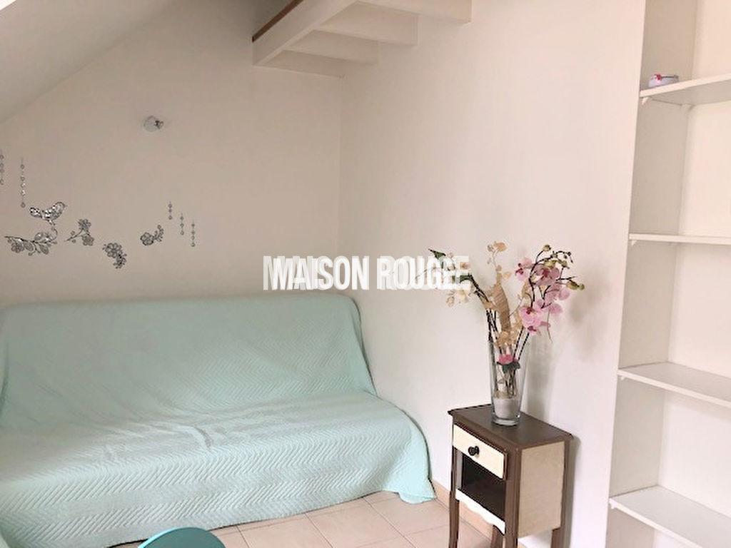 Appartement Saint Malo 1 pièce 16 m2