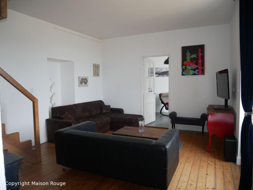 Appartement Saint Malo 5 pièces117 m2