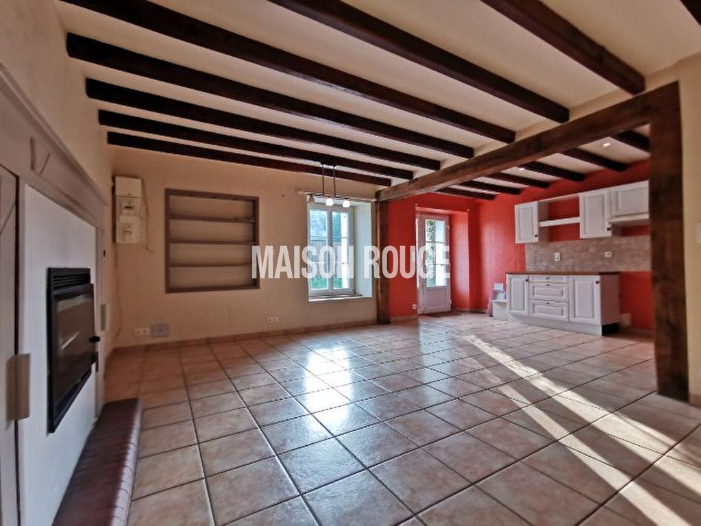 Charmante maison en pierre de 85 m²