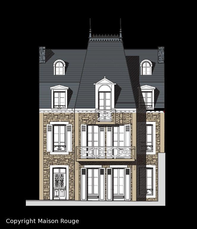 Appartement Dinard 4 pièce(s)
