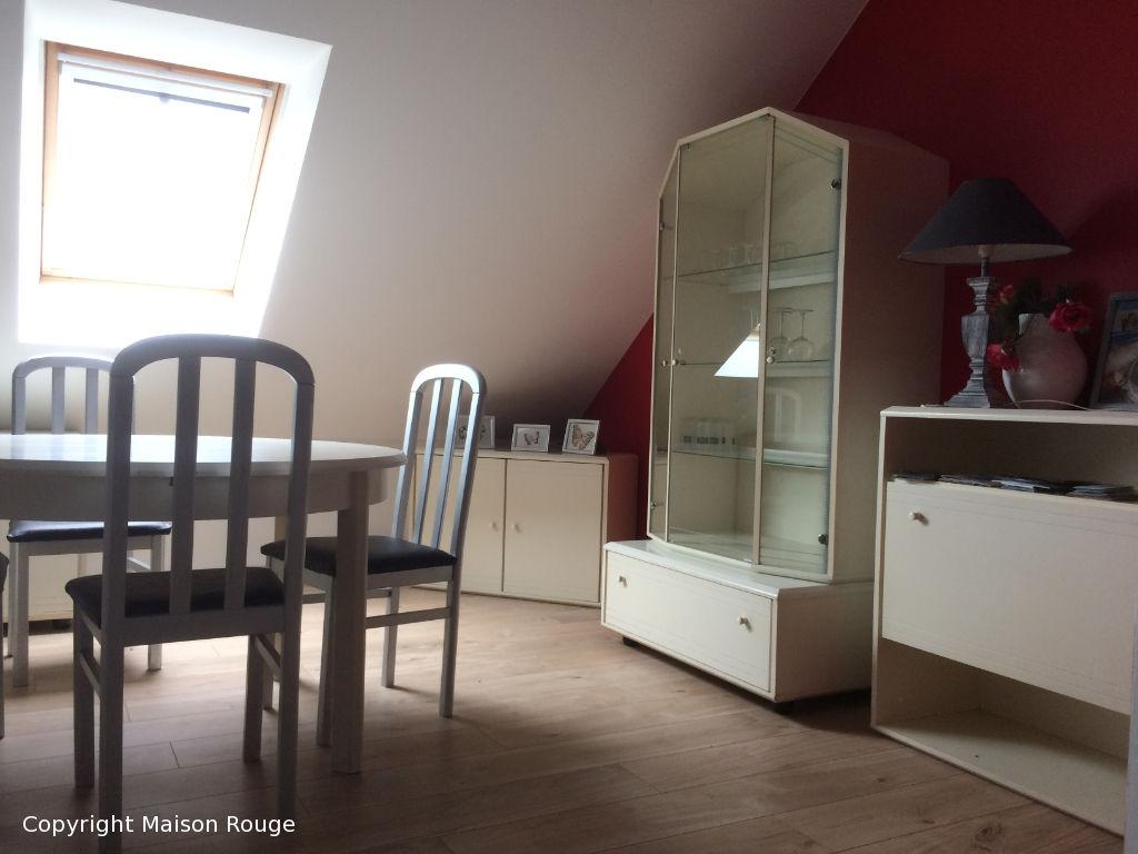 Appartement contemporain meublé type 3 Roz Sur Couesnon