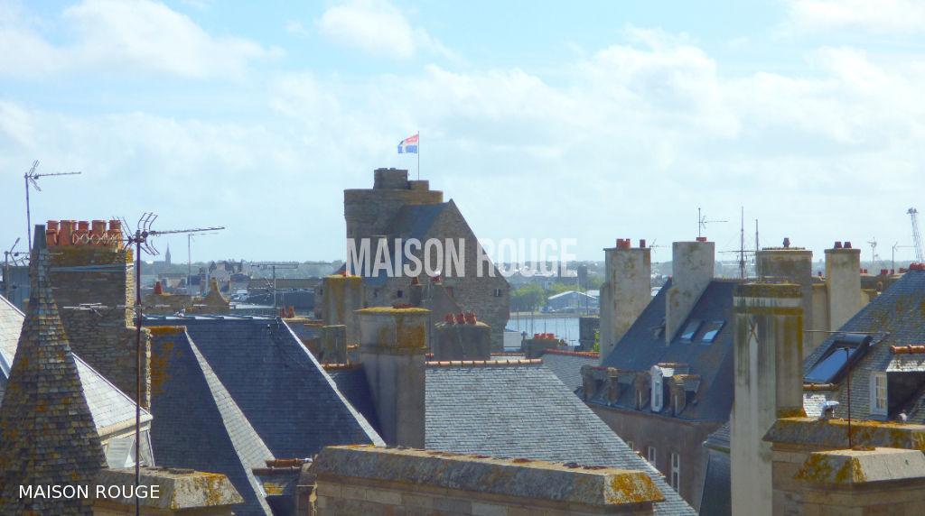 Appartement Saint Malo intra-muros 3 pièces 50 m²