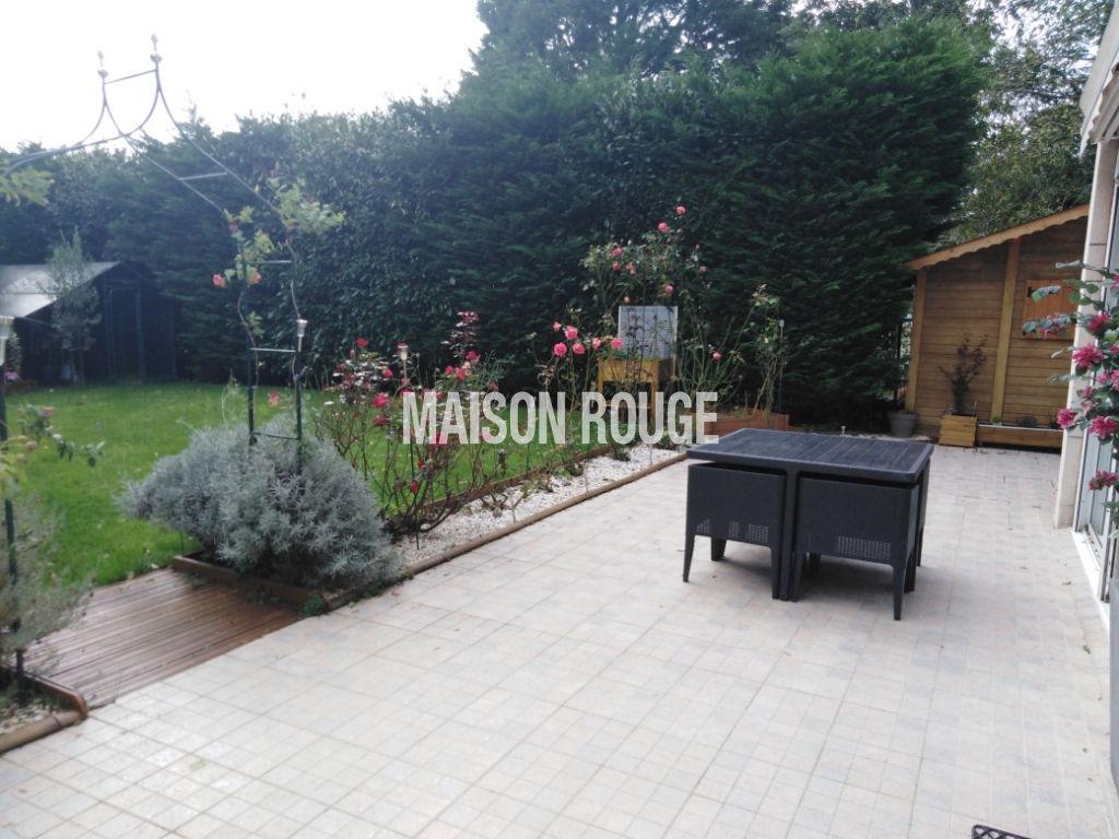 Appartement  avec jardin privatif  3 pièces proche Frémur