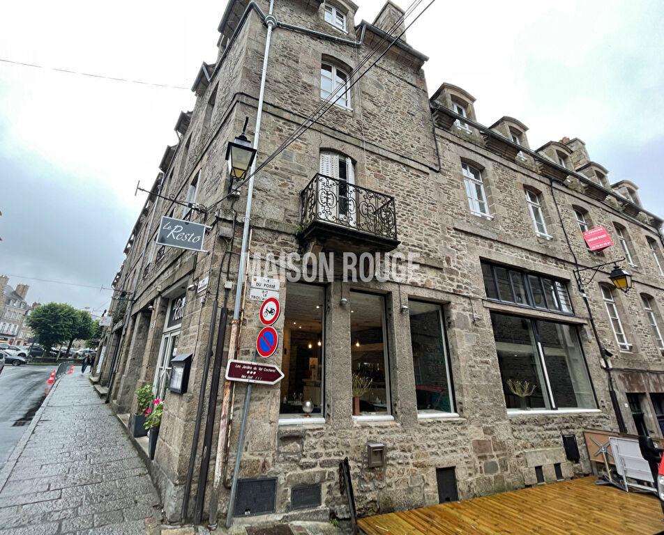 Appartement Centre Dinan 2 pièces 45,3 m2