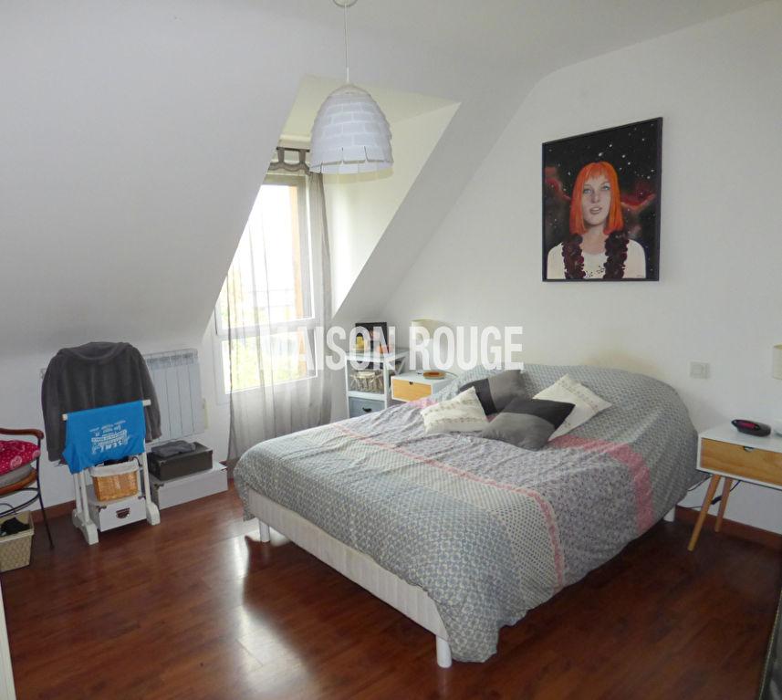 Maison centre St Suliac 6 pièces 160 avec un terrain de 900 m²