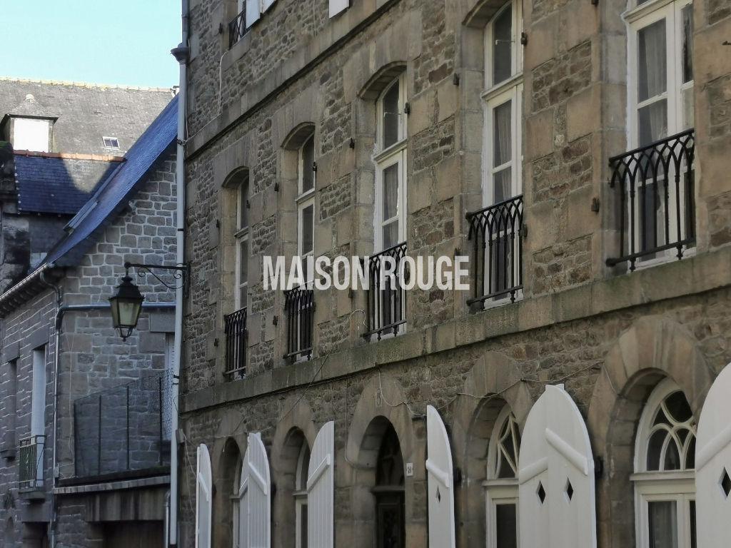 Appartement  T3 dans le centre historique de DINAN