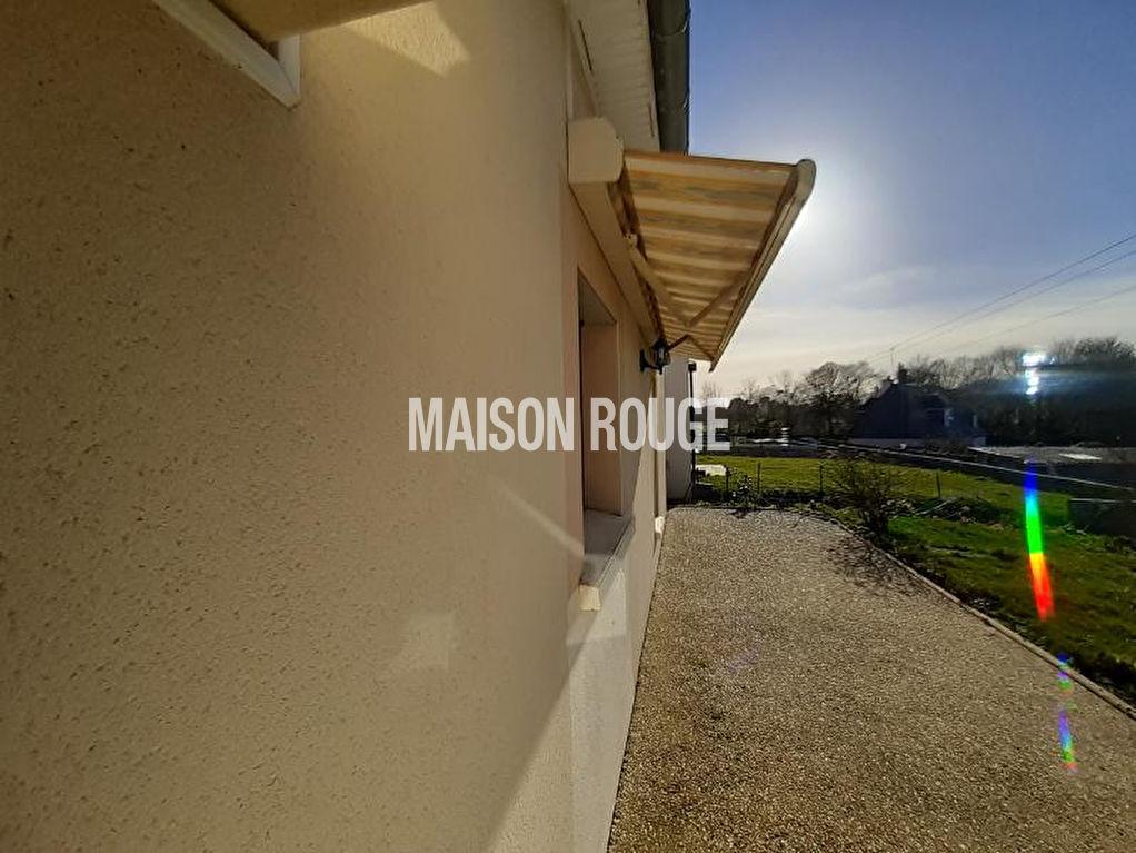A VENDRE - AGENCE MAISON ROUGE - SAINT MELOIR DES ONDES - MAISON TYPE 5 -