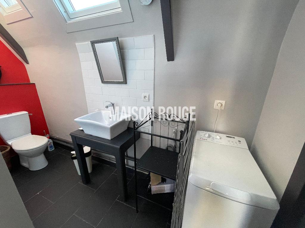 Appartement Saint-malo 2 pièce(s) 25 m²
