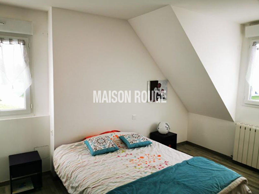 Maison sur sous-sol hors lotissement sur 974 m²