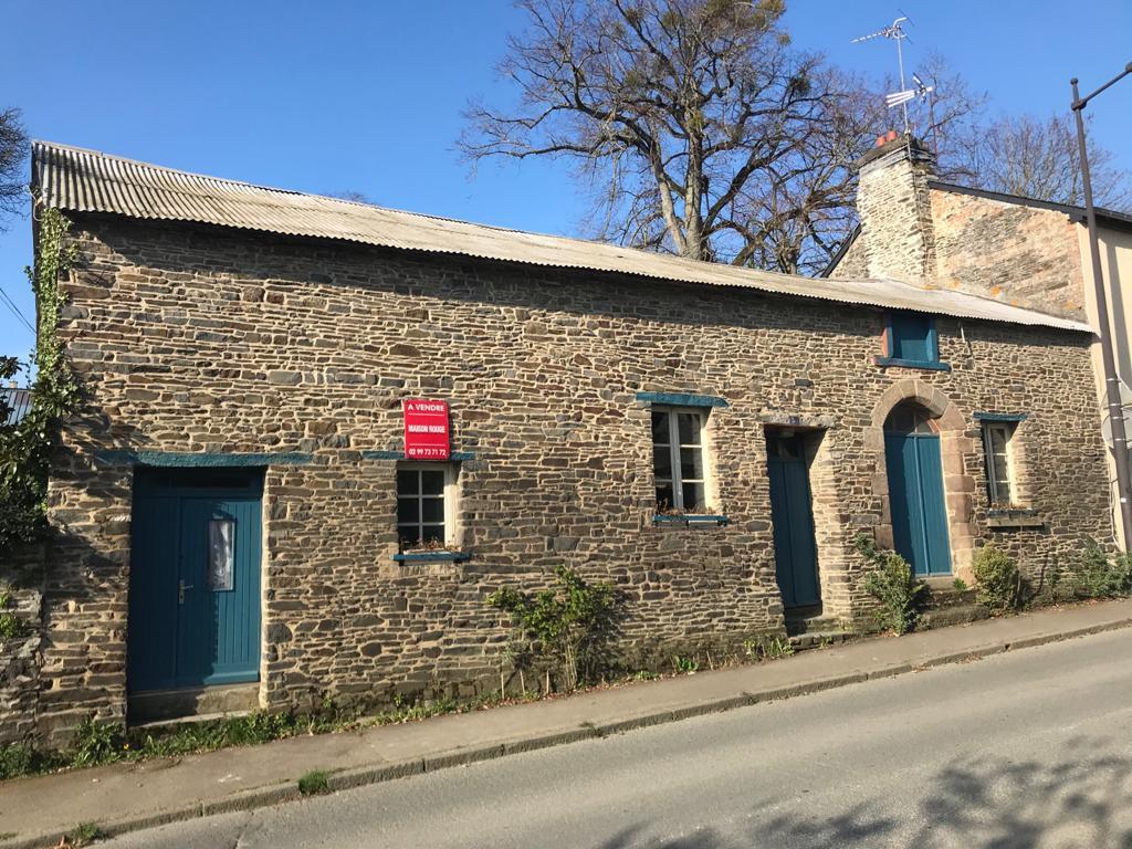 Maison à renover - DOL-DE-BRETAGNE (Agglomération)