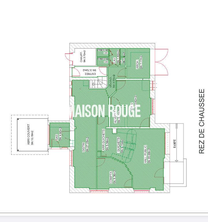 Immeuble Frehel 197 m2  - terrain 609m²
