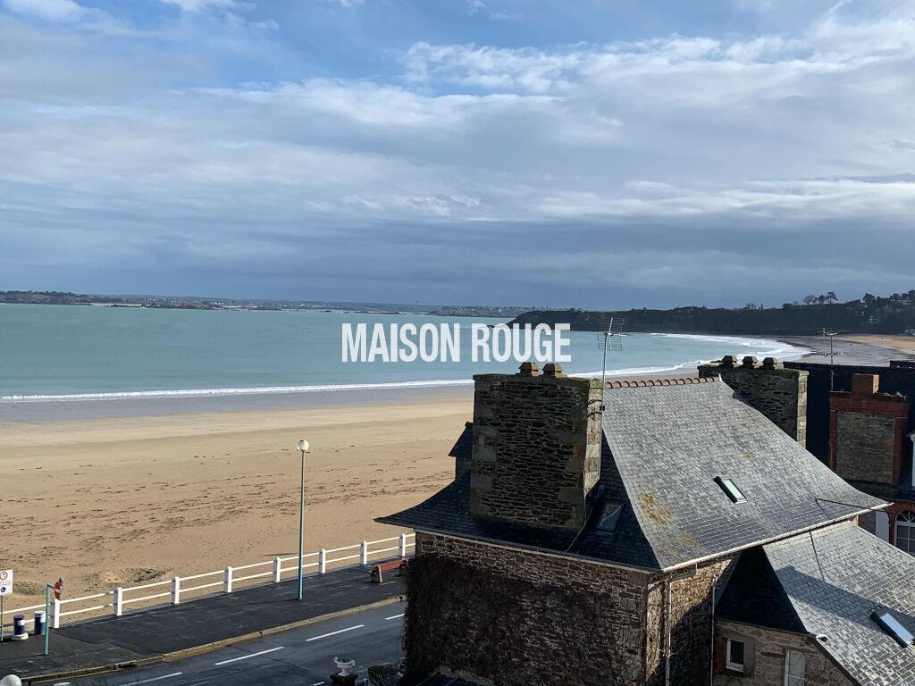 Vue mer et plage à pied a 50 m - Appartement T2 Saint Cast Le Guildo
