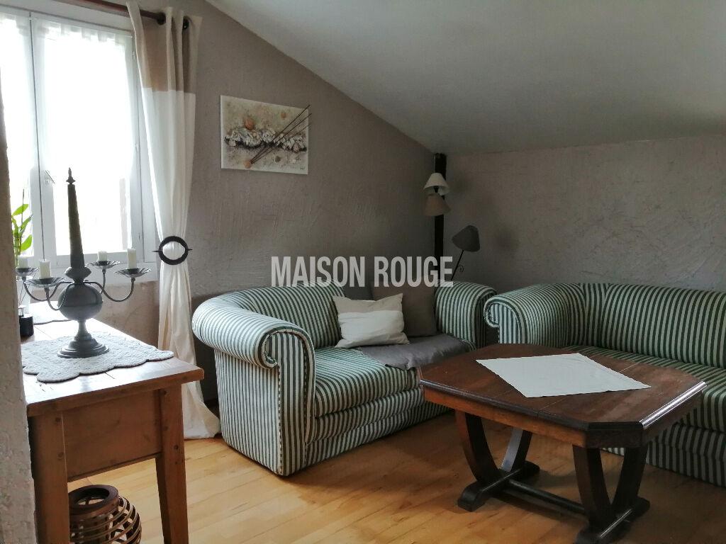 Maison + appartement LANDEBIA