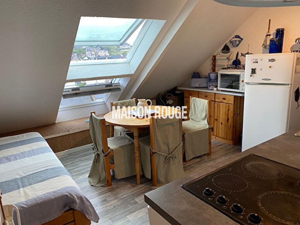 Appartement Pleneuf Val Andre 2 pièce(s) 35 m2