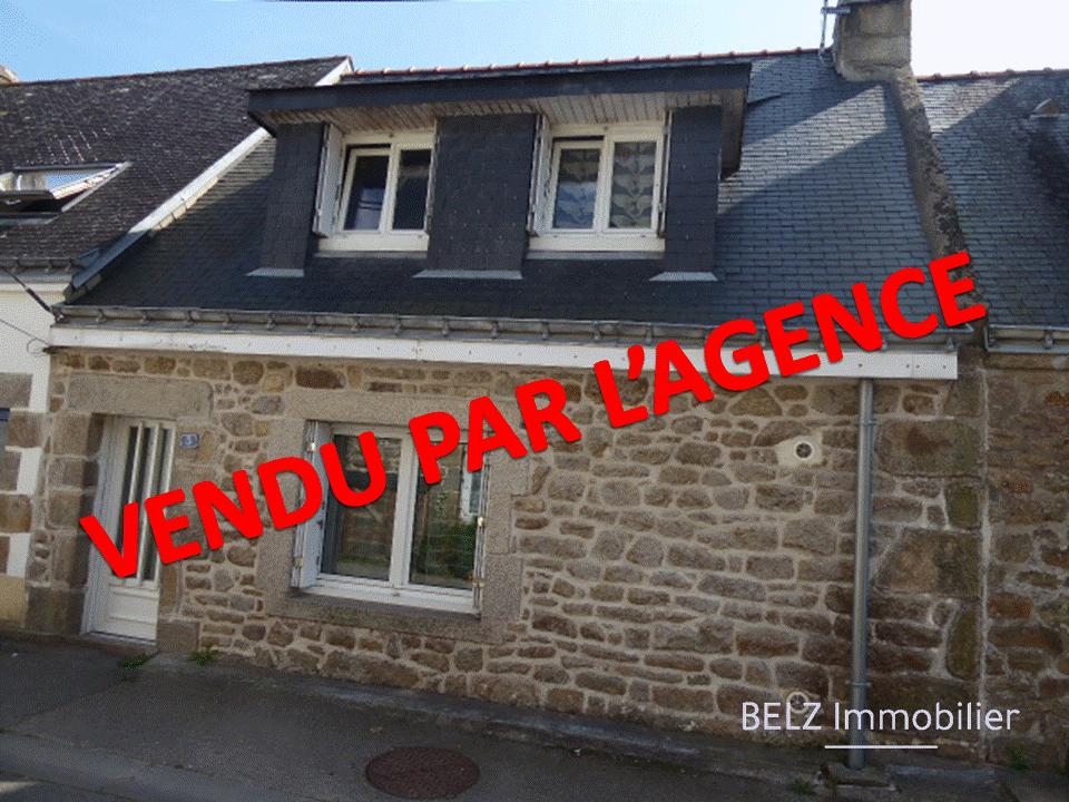 Maison Belz Exclusivité3 pièce(s) 50 m2 plein centre bourg maison en pierres de 2 chambres