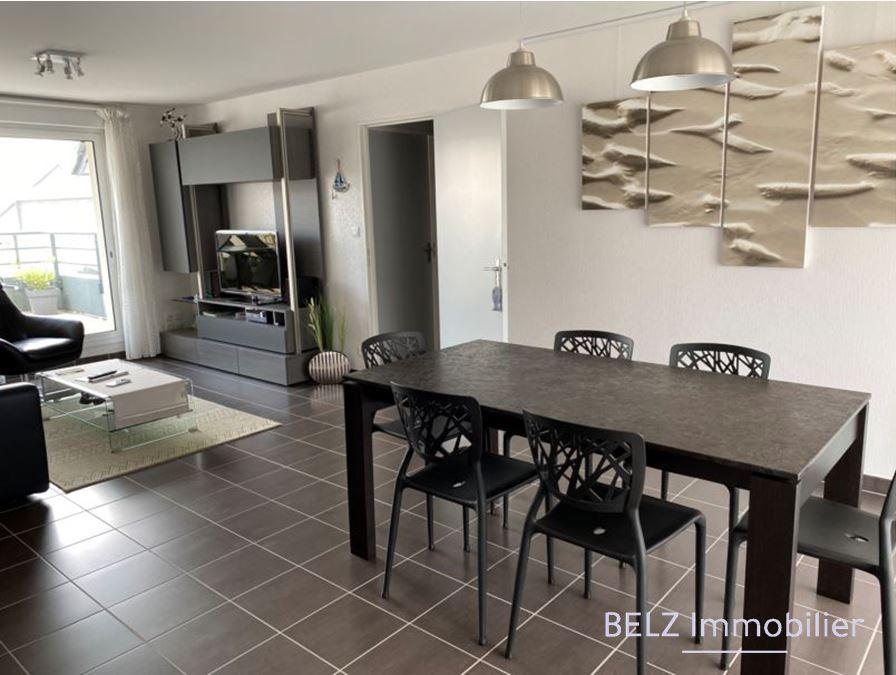 ETEL Très bel appartement 3 pièce(s) 61 m2 avec deux balcons dont un vue mer