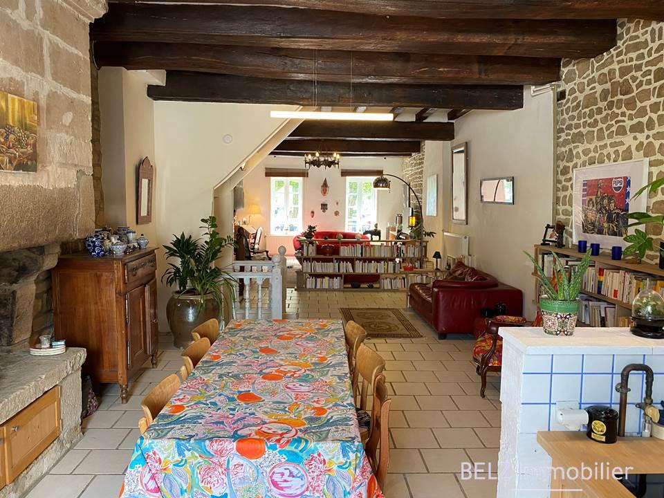 Appartement Auray 5 pièce(s) 148m² belle pièce de vie 4 chambres plein centre
