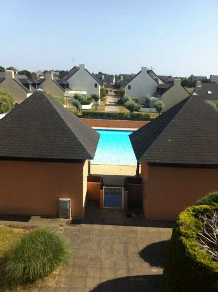 2** Erdeven  appartement 3 pièces avec piscine
