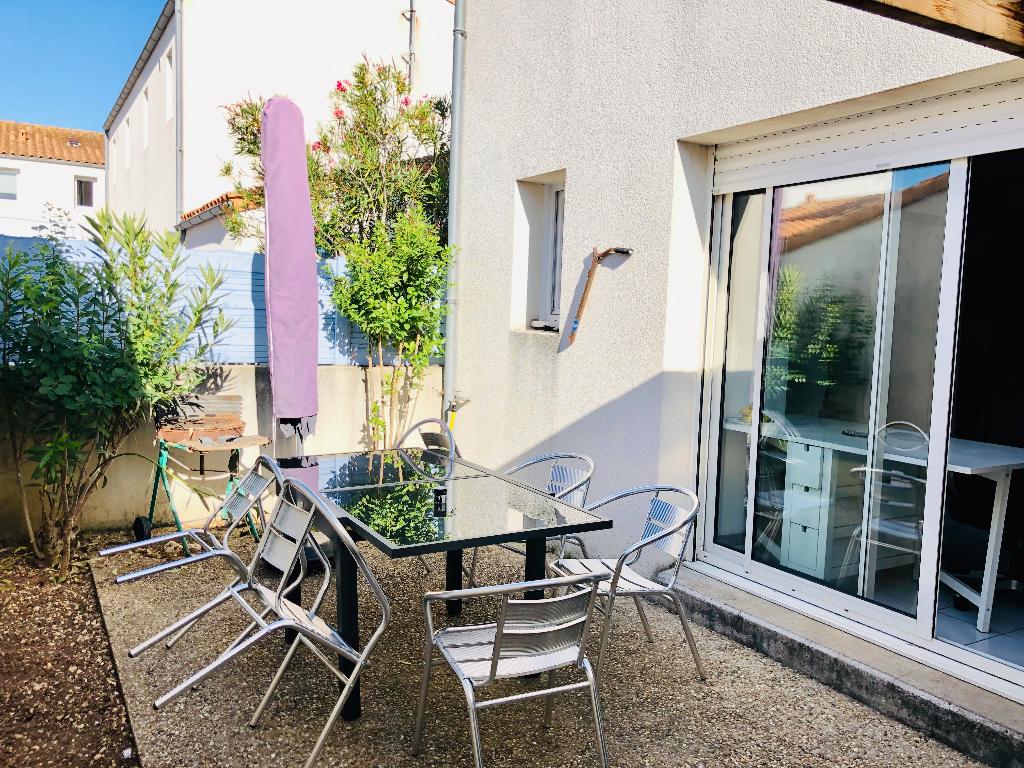 Appartement La Rochelle 1 pièce(s) 25.52 m2