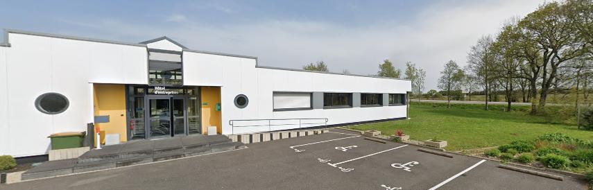 PLABENNEC - ZA de Penhoat - Hôtel d'entreprises - Bureaux à louer