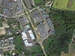 A LOUER un local de bureau/stockage de 100 m² situé dans la zone d'activité de kériolet 29900  Concarneau 1/3