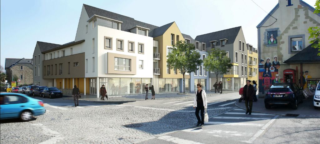 Local commercial 97m² Plougastel Daoulas