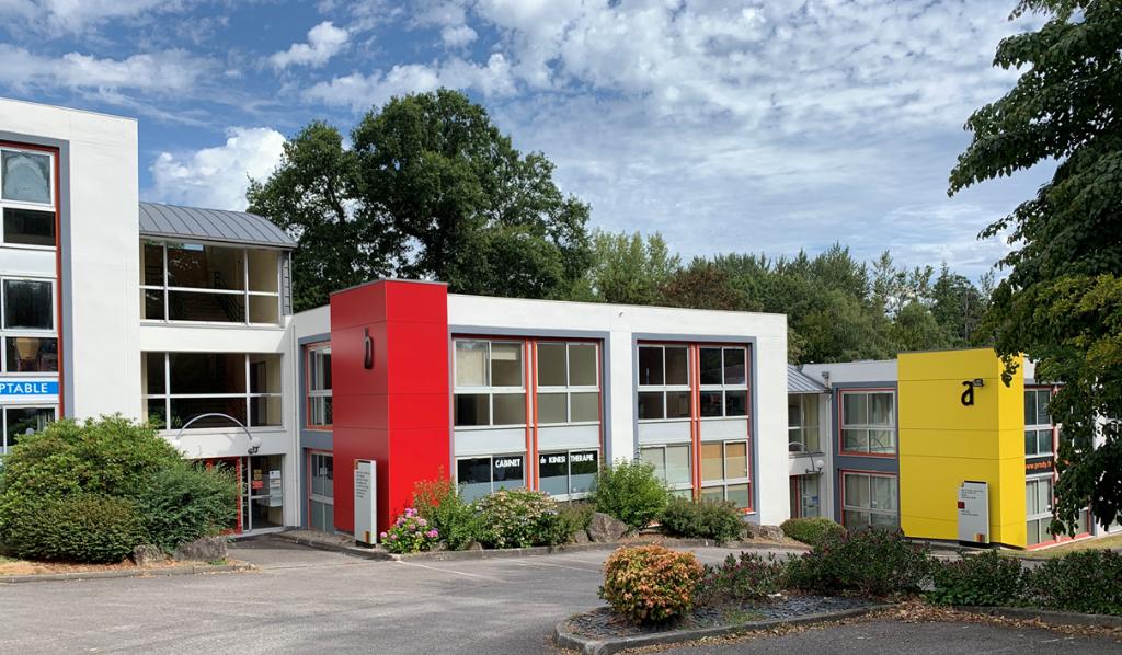 À LOUER une surface de bureaux de 56 m², centre d'affaires Créac'h Gwen QUIMPER 29000