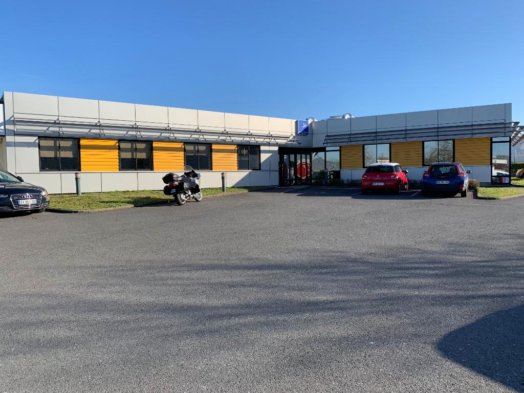 A louer Brest Kergaradec bureau en centre d'affaire - 12 m2