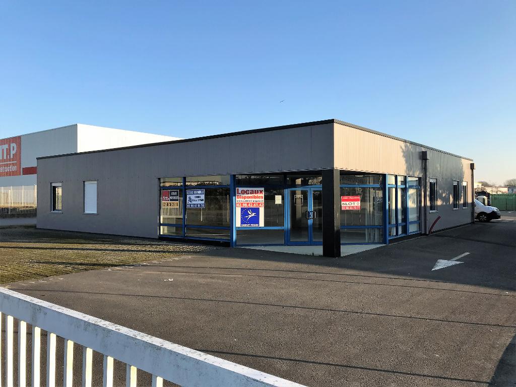 A louer local commercial ou bureau Zac de kergaradec Brest 390 m2