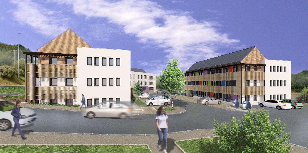 Bureaux Plougastel Daoulas 2900 m2