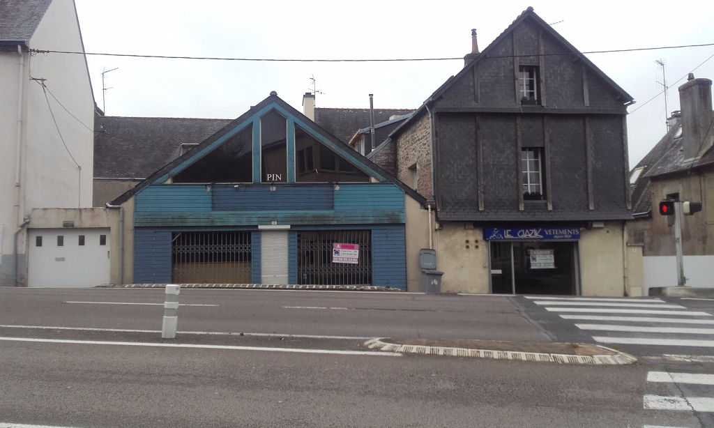 A Vendre local commercial de 115 m2 Quimper Locmaria