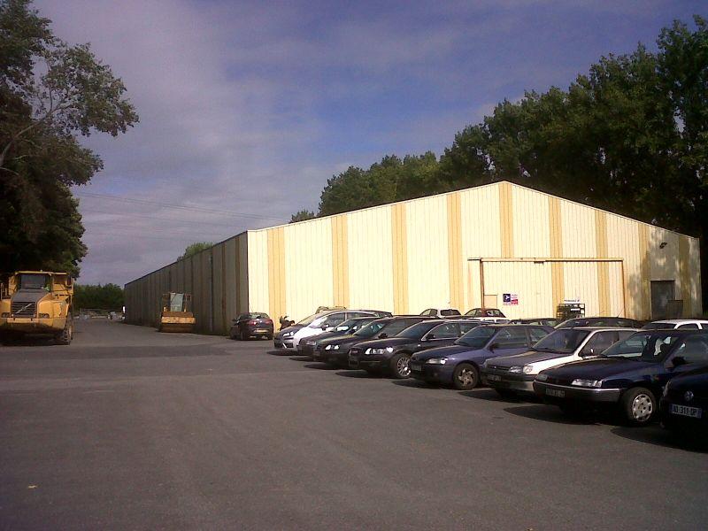 Entrepôt / local industriel Landerneau 3000 m2