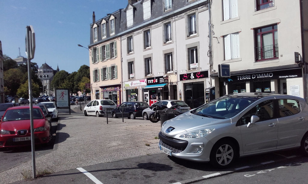 A louer 54 m2 de Bureau centre ville de Quimper