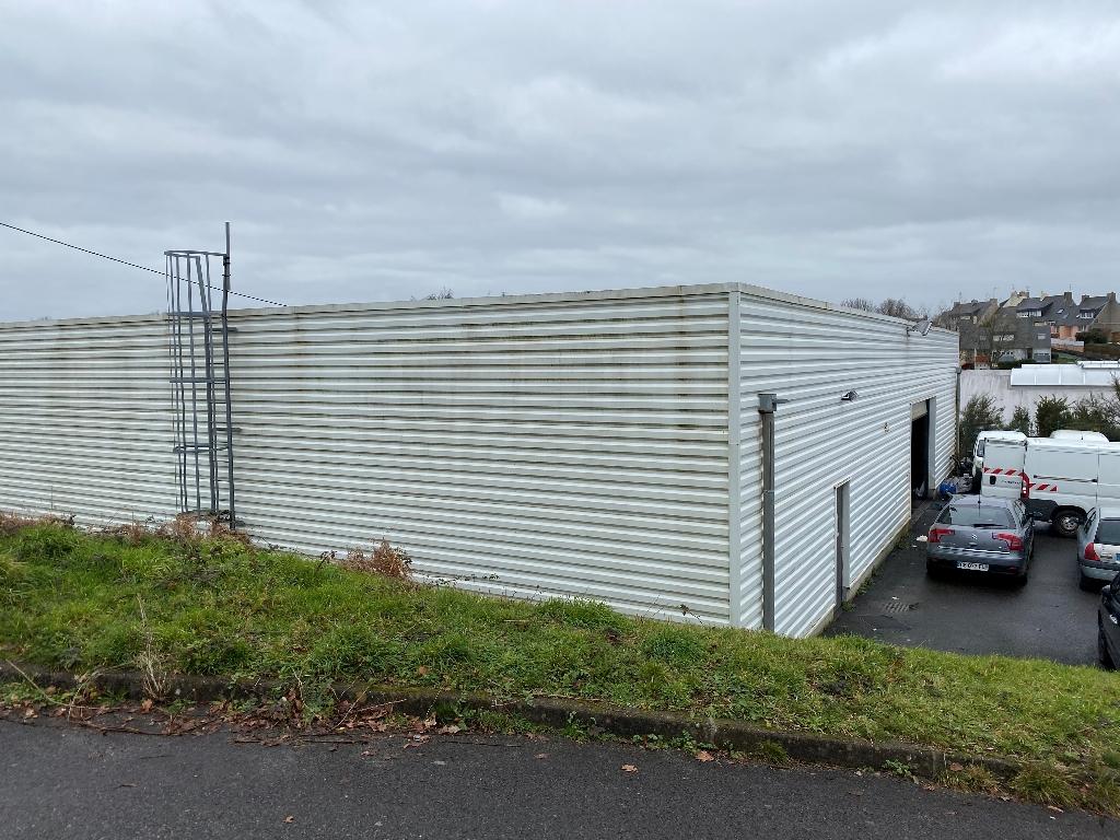 Entrepôt / local industriel Brest 400 m2 proche geant