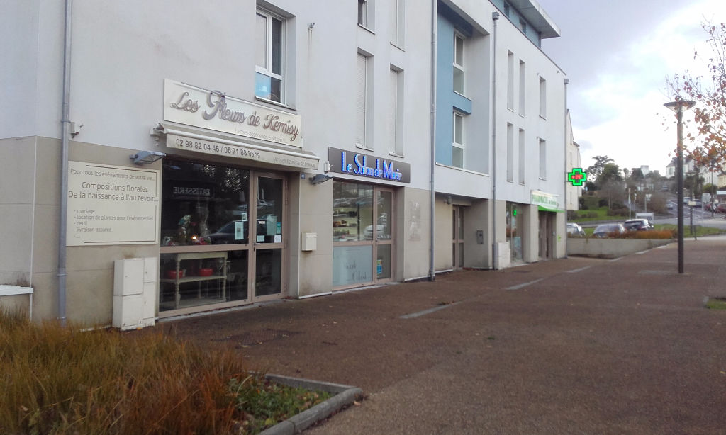 À Vendre un local commercial de 87 m² centre Quimper
