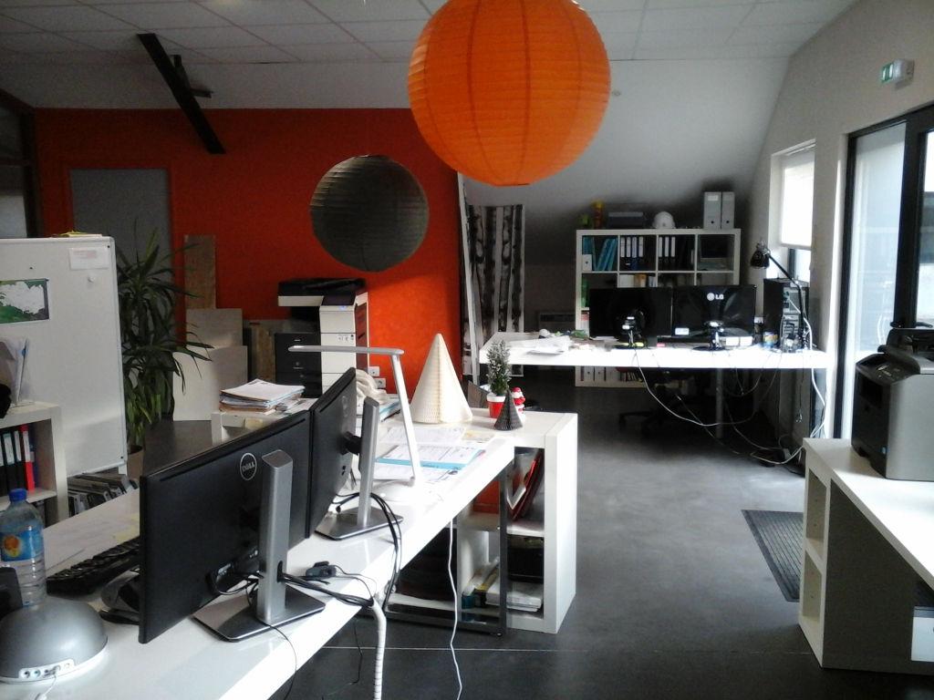 Brest ( place de strasbourg )  bureaux 83m² à louer