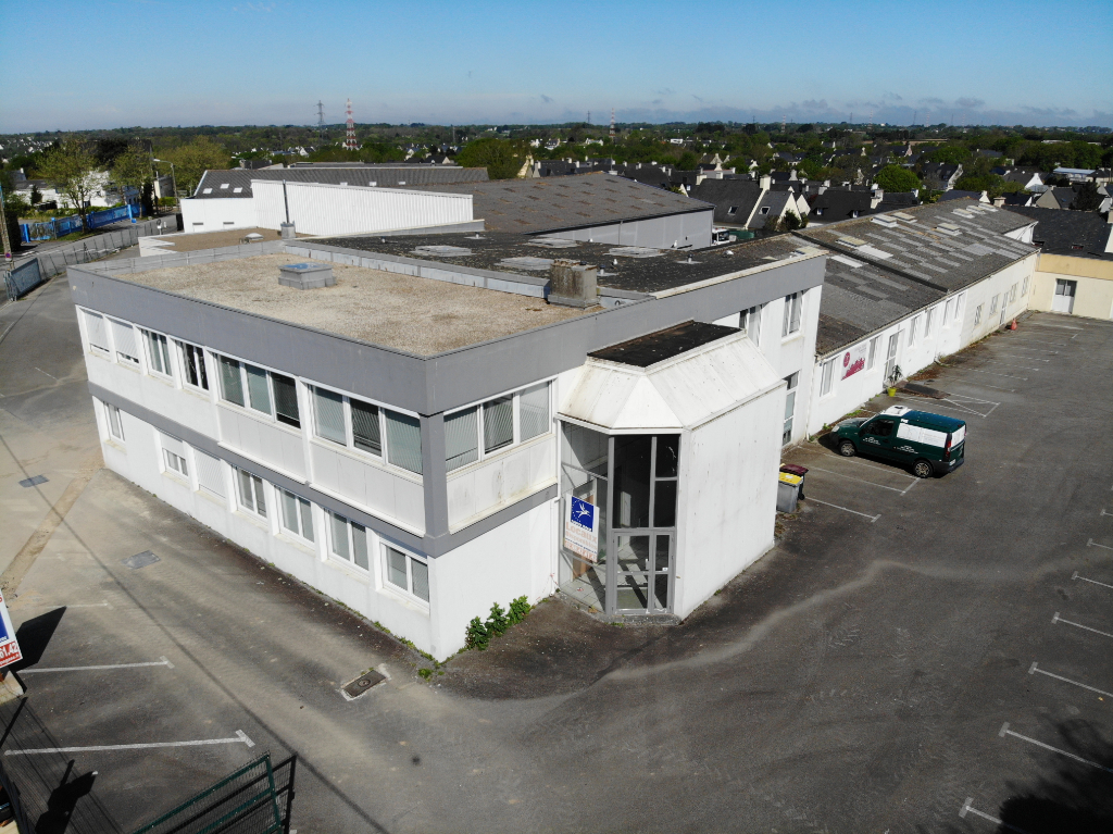 A vendre bureaux BREST 510 m² environ