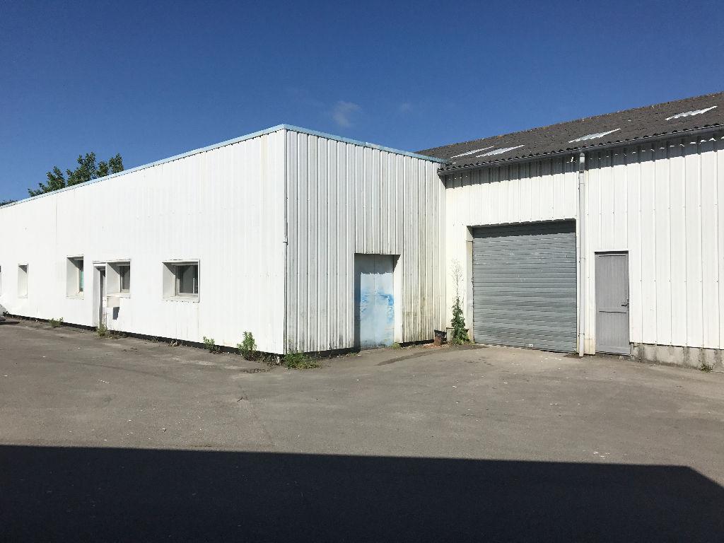A louer Local d'activité Brest 516 m2