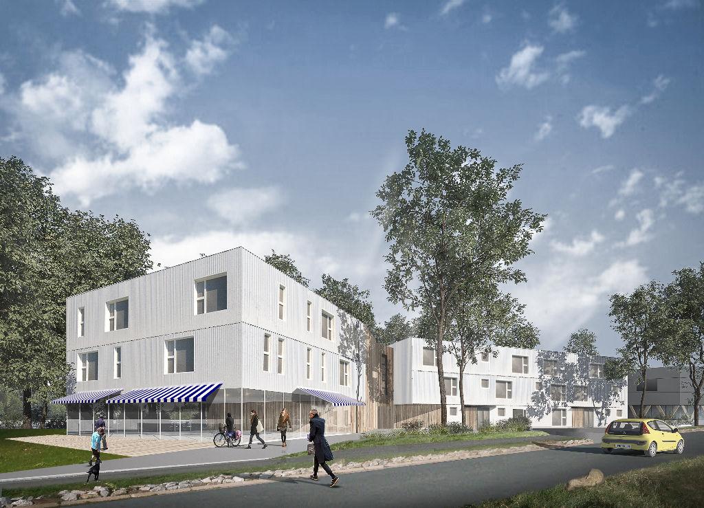 Brest aéroport  bureaux à vendre / Immobilier d'entreprise