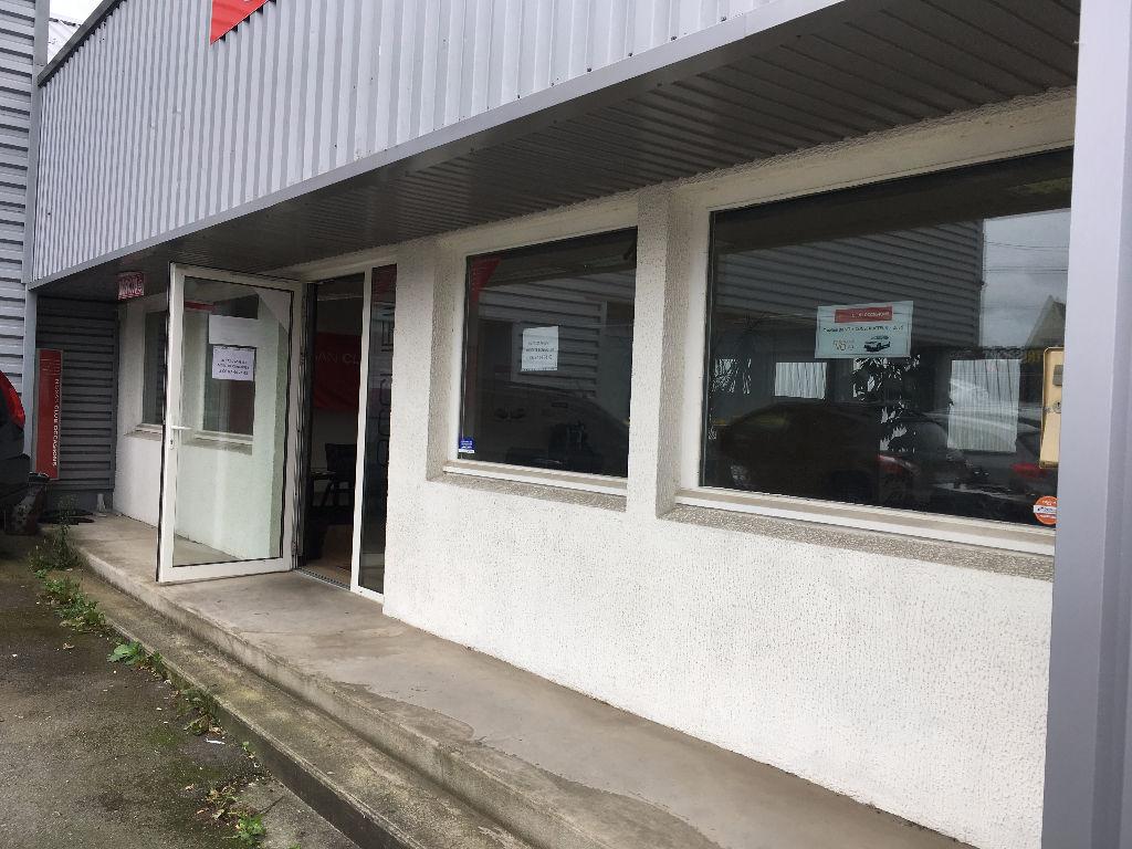 Local d'activité Brest 290 m2 ( route de gouesnou )