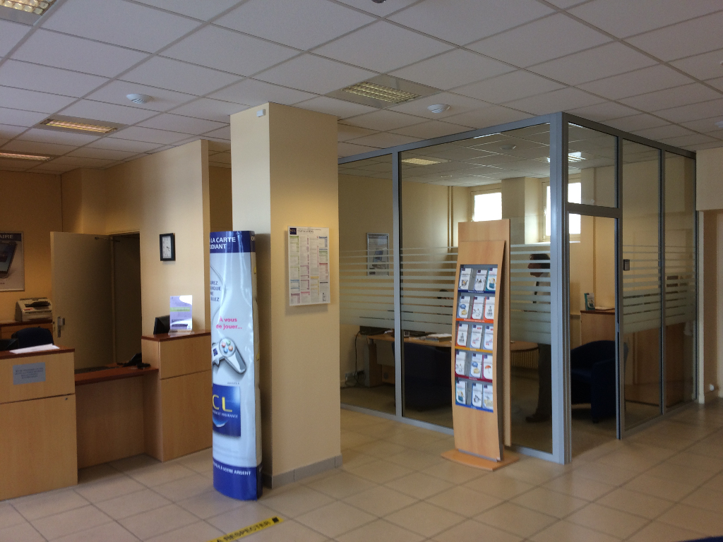A vendre Local commercial ou bureaux 117m² Brest
