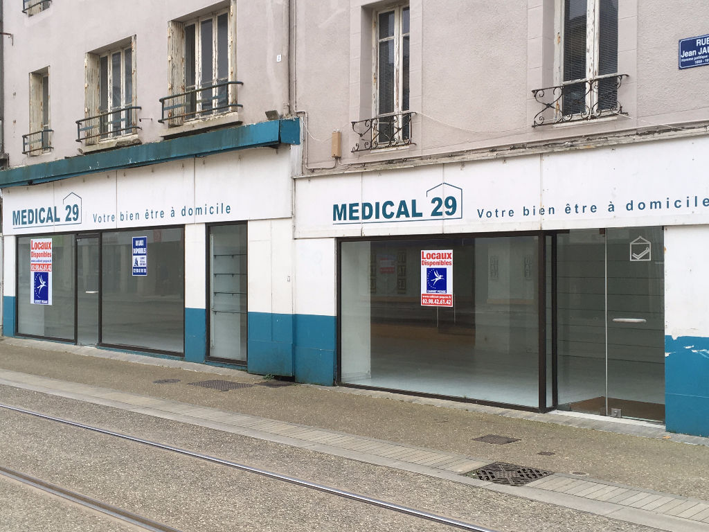 Centre ville BREST Local commercial  230 m2