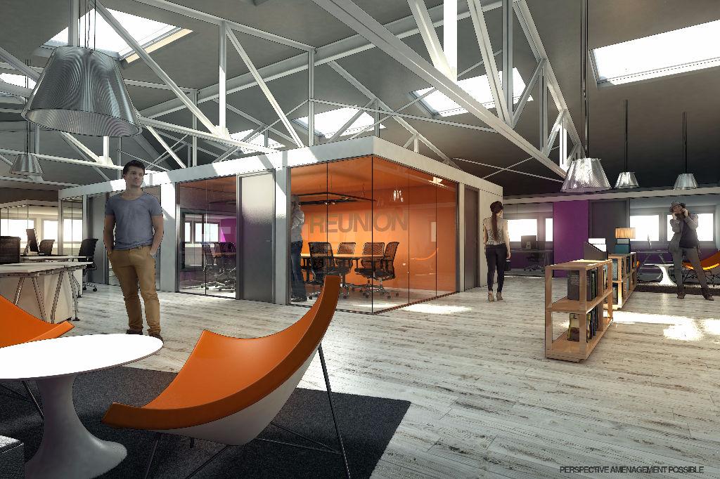 Bureaux  248 m2 port de commerce BREST