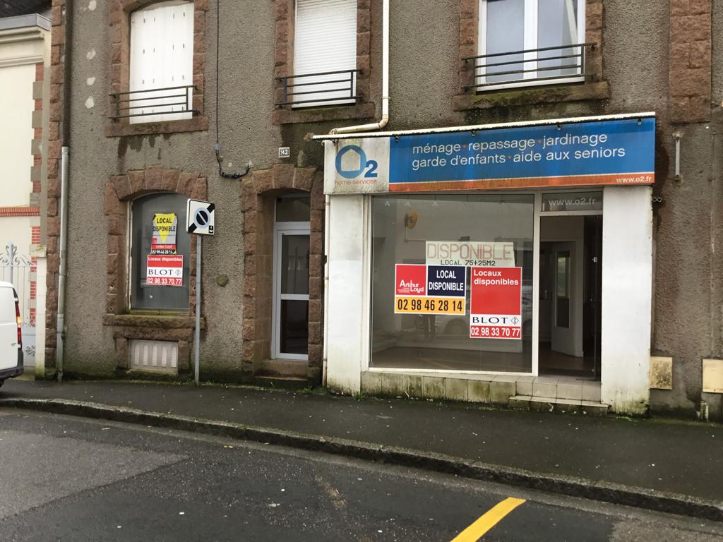 Murs commerciaux à vendre Saint-Pierre Brest 100 m²