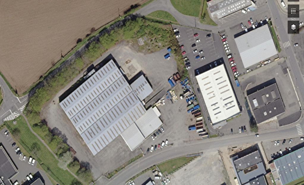 Local d'activité Brest  3700 m2