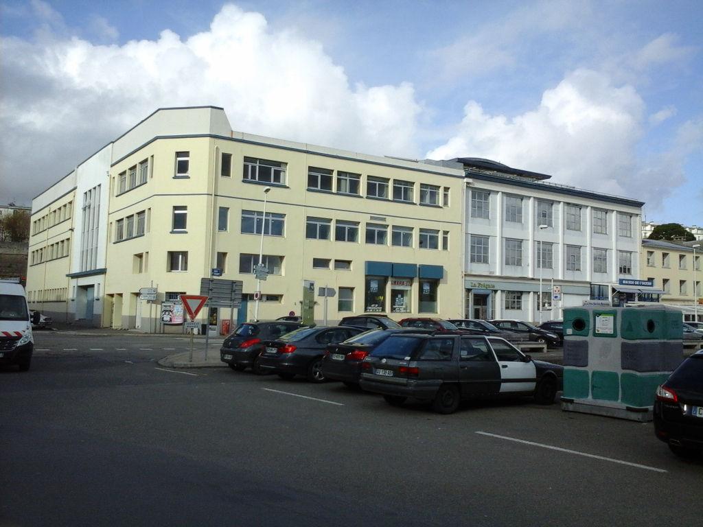 Brest port de commerce bureau 19m² Location