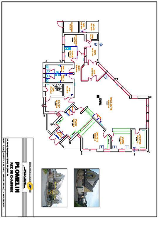 A vendre immeuble de 365 m² 29700 Plomelin .