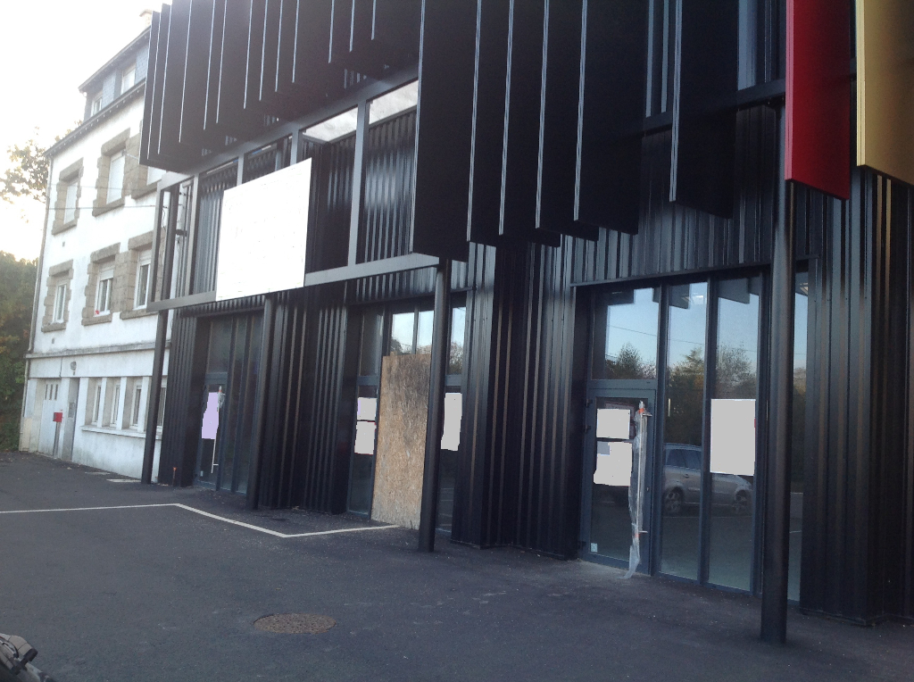 Local commercial Quimper 430 m2